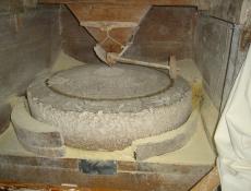 Rota do pão mó